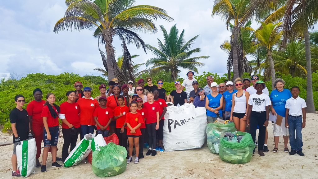 Plastic Free Cayman Group Shot